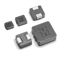 Iron Powder Based Cold Press Molded Inductor